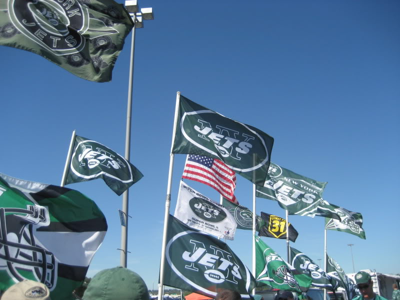 new york jets home page